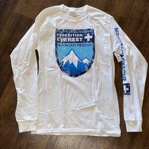NWT Expedition Everest Disney World shirt